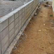 外壁ブロック工事(住宅)