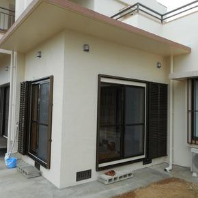 増築工事(住宅)