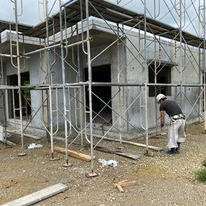宜野座村新築工事